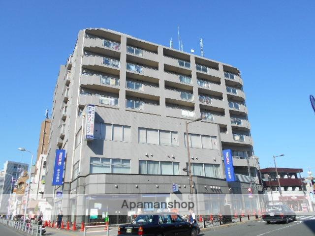 東京都日野市、日野駅徒歩3分の築18年 8階建の賃貸マンション