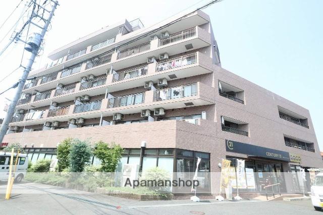 東京都日野市、豊田駅徒歩3分の築19年 7階建の賃貸マンション