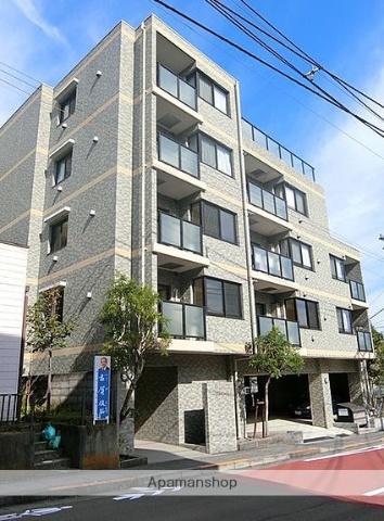 東京都日野市、日野駅徒歩5分の築9年 5階建の賃貸マンション