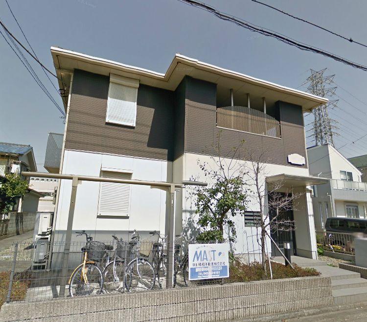 東京都日野市、高幡不動駅徒歩16分の築11年 2階建の賃貸アパート