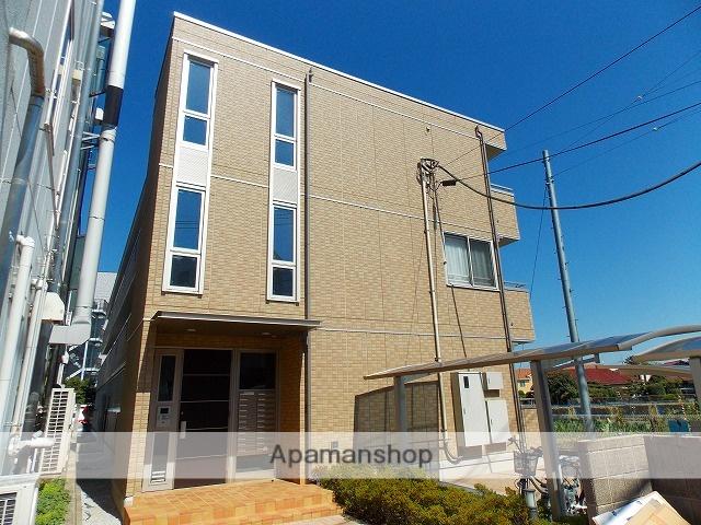 東京都日野市、日野駅徒歩20分の築8年 3階建の賃貸アパート