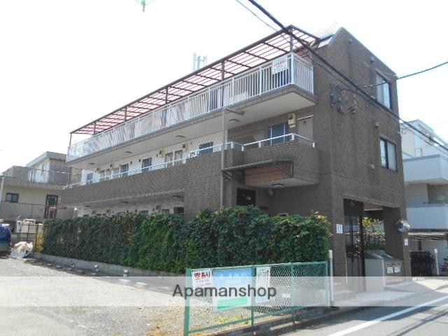 東京都立川市、西立川駅徒歩16分の築21年 3階建の賃貸マンション