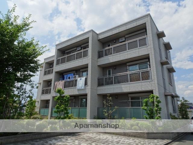 東京都東大和市、玉川上水駅徒歩22分の築6年 3階建の賃貸マンション