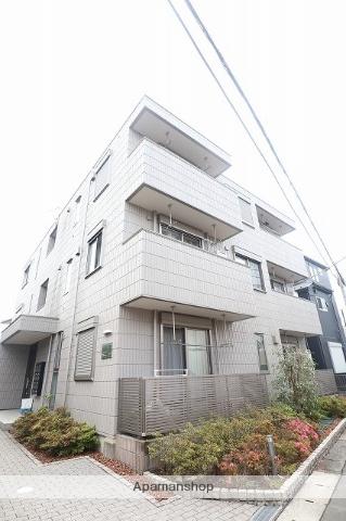 東京都昭島市、西立川駅徒歩6分の築2年 3階建の賃貸マンション
