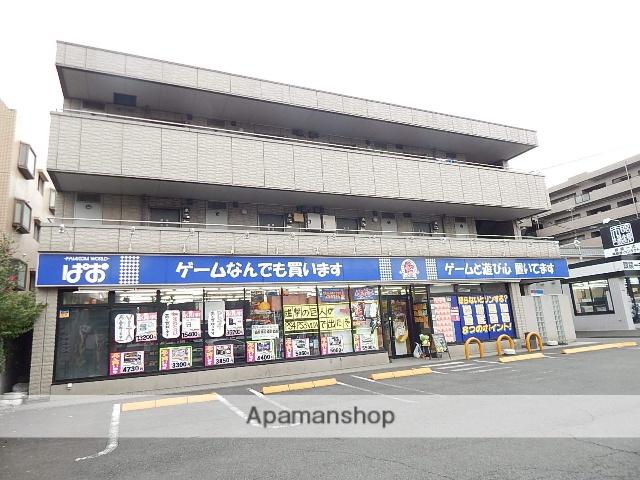 東京都昭島市、西立川駅徒歩20分の築15年 3階建の賃貸マンション