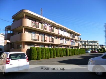 東京都立川市、国立駅徒歩28分の築22年 3階建の賃貸マンション
