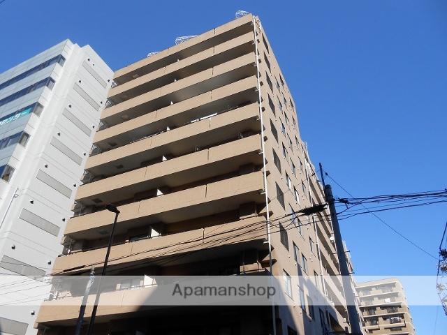 東京都立川市、立川駅徒歩6分の築18年 16階建の賃貸マンション