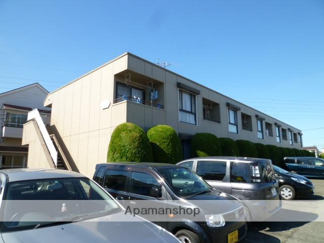 東京都東大和市、東大和市駅徒歩13分の築27年 2階建の賃貸アパート
