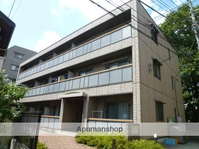東京都立川市、玉川上水駅徒歩3分の築12年 3階建の賃貸マンション