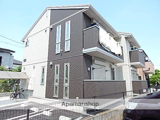 東京都東大和市、東大和市駅徒歩15分の築4年 2階建の賃貸アパート
