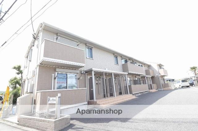 東京都日野市、日野駅徒歩19分の築6年 2階建の賃貸アパート