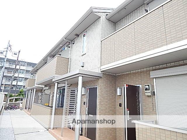 東京都日野市、日野駅徒歩19分の築4年 2階建の賃貸アパート