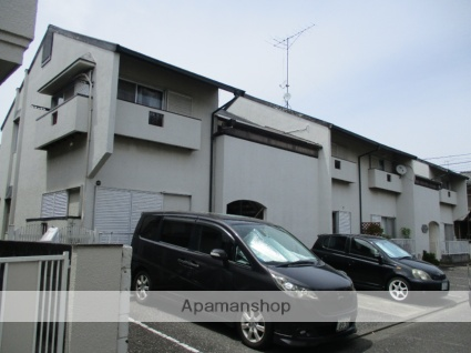 東京都小平市、国分寺駅徒歩18分の築36年 2階建の賃貸アパート