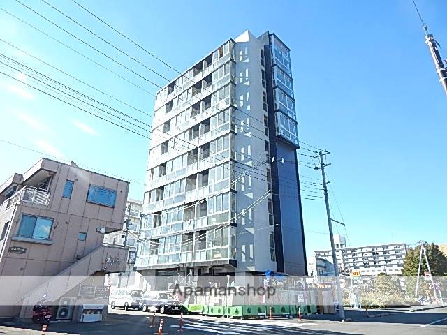 東京都日野市、豊田駅徒歩2分の築3年 9階建の賃貸マンション
