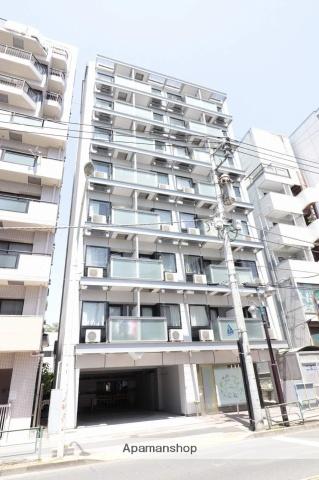 東京都立川市、立川駅徒歩9分の築18年 10階建の賃貸マンション