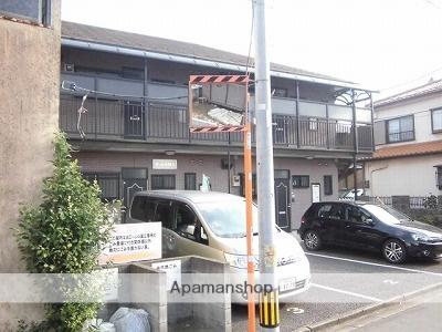 東京都国立市、矢川駅徒歩26分の築19年 2階建の賃貸アパート