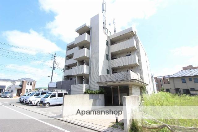 東京都日野市、日野駅徒歩20分の築11年 5階建の賃貸マンション