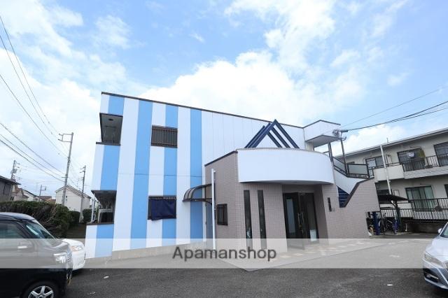 東京都立川市、東中神駅徒歩31分の築19年 2階建の賃貸マンション