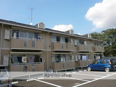 東京都立川市、玉川上水駅徒歩14分の築24年 2階建の賃貸アパート