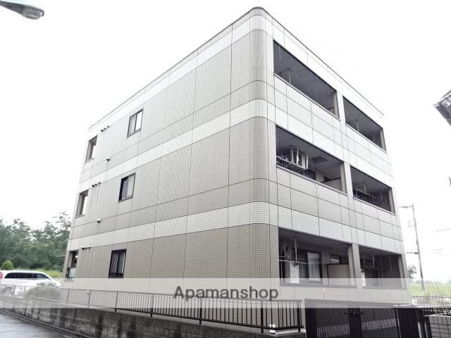 東京都日野市、万願寺駅徒歩8分の築16年 3階建の賃貸マンション
