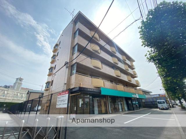 東京都立川市、立飛駅徒歩11分の築29年 5階建の賃貸マンション
