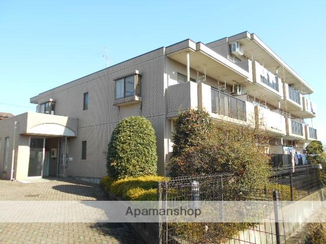 東京都日野市、百草園駅徒歩14分の築18年 3階建の賃貸マンション
