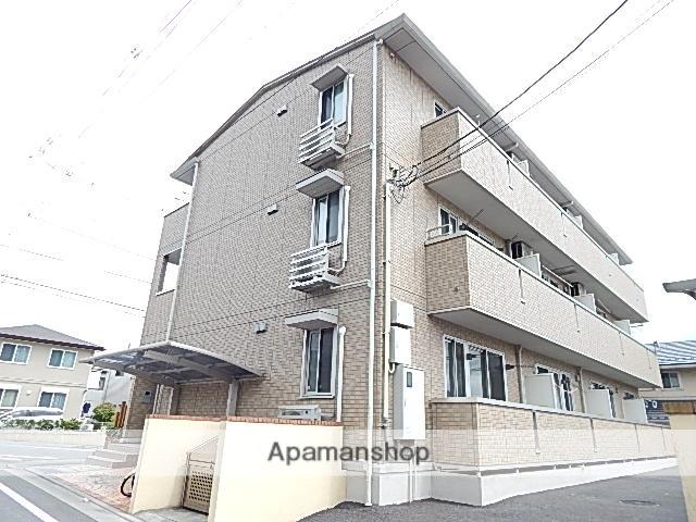東京都日野市、豊田駅徒歩5分の築8年 3階建の賃貸アパート