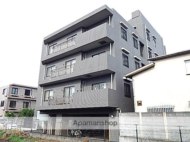 東京都日野市、日野駅徒歩5分の築18年 5階建の賃貸マンション