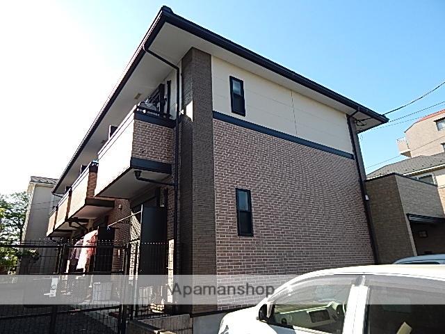 東京都日野市、日野駅徒歩13分の築8年 2階建の賃貸アパート