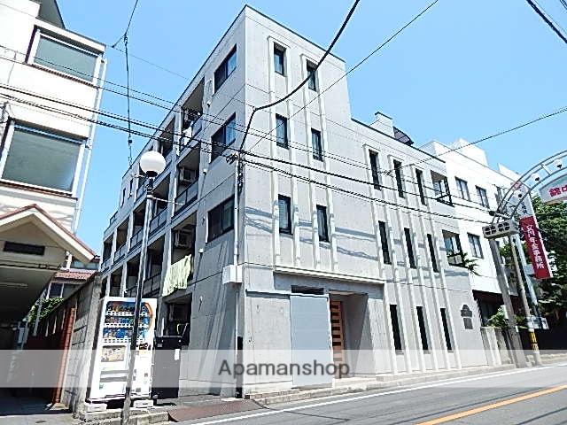 東京都立川市、立川駅徒歩11分の築13年 4階建の賃貸マンション