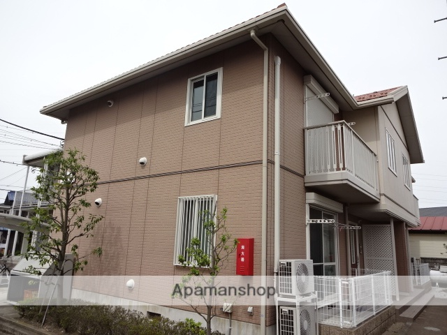 東京都立川市、立川駅徒歩25分の築11年 2階建の賃貸アパート