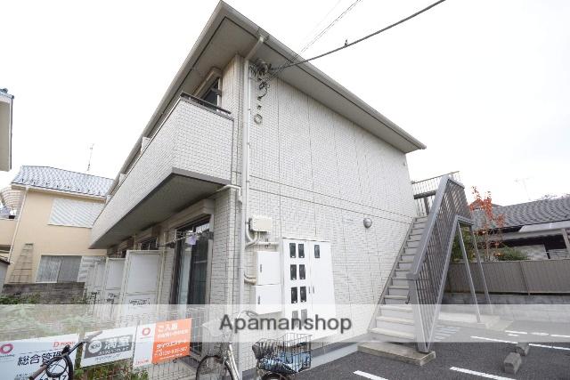 東京都小平市、恋ヶ窪駅徒歩19分の築9年 2階建の賃貸アパート