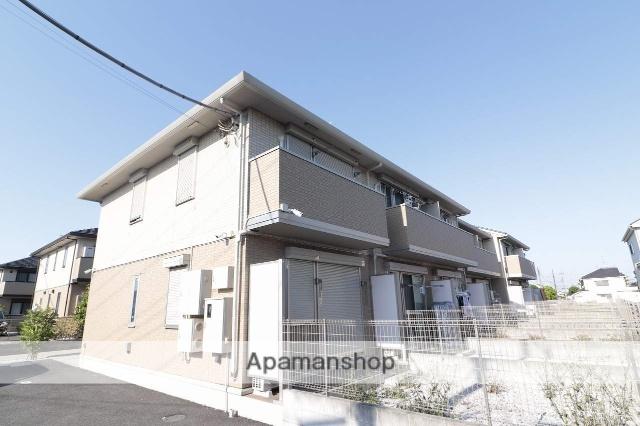 東京都武蔵村山市、桜街道駅徒歩26分の築2年 2階建の賃貸アパート