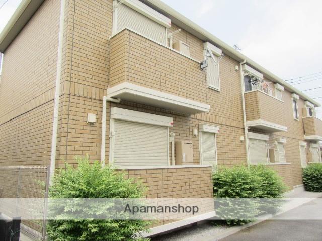東京都昭島市、東中神駅徒歩28分の築2年 2階建の賃貸アパート