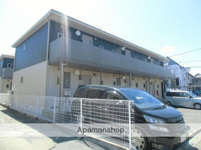 東京都東大和市、東大和市駅徒歩20分の築11年 2階建の賃貸アパート