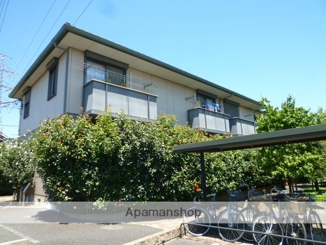 東京都昭島市、西立川駅徒歩13分の築15年 2階建の賃貸テラスハウス