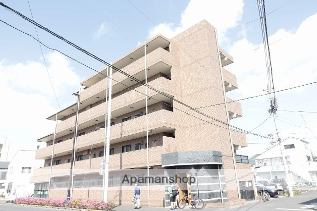 東京都日野市、豊田駅徒歩6分の築15年 5階建の賃貸マンション