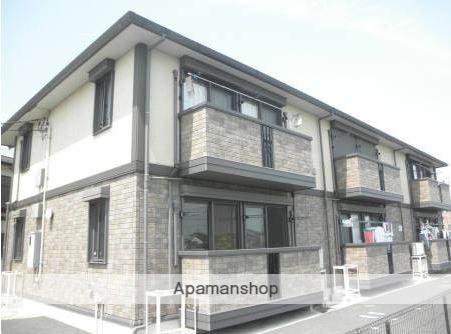 東京都日野市、高幡不動駅徒歩17分の築9年 2階建の賃貸アパート