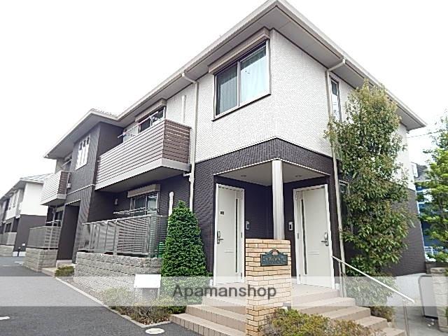 東京都東大和市、東大和市駅徒歩18分の築5年 2階建の賃貸アパート