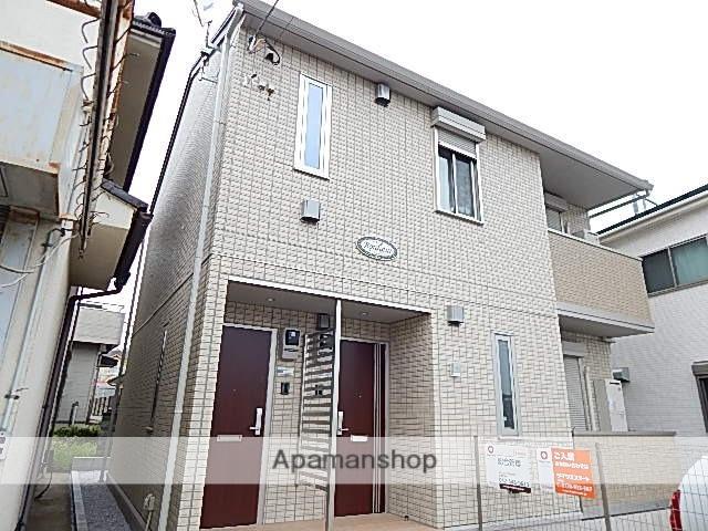 東京都武蔵村山市、上北台駅徒歩25分の築2年 2階建の賃貸アパート