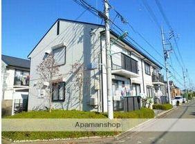 東京都小平市、新小平駅徒歩30分の築22年 2階建の賃貸アパート