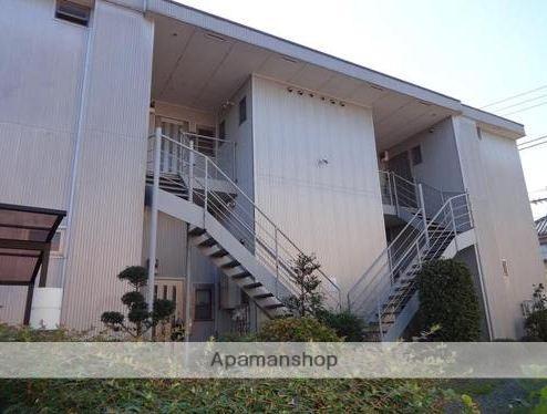 東京都福生市、牛浜駅徒歩22分の築14年 2階建の賃貸アパート