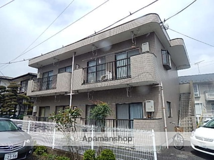 東京都昭島市、東中神駅徒歩25分の築22年 2階建の賃貸マンション