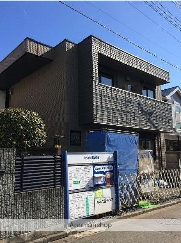 東京都立川市、立川駅徒歩16分の築1年 2階建の賃貸マンション