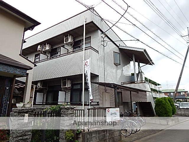 東京都武蔵村山市、玉川上水駅徒歩9分の築26年 2階建の賃貸アパート