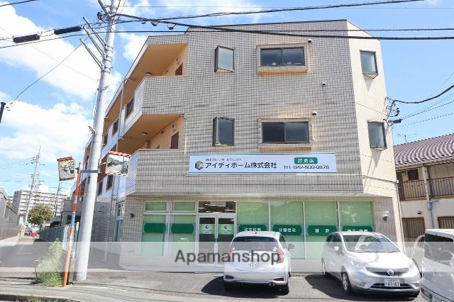 東京都昭島市、昭島駅徒歩24分の築28年 3階建の賃貸マンション