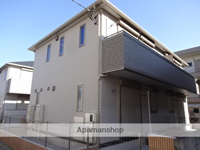 東京都昭島市、東中神駅徒歩14分の築2年 2階建の賃貸アパート