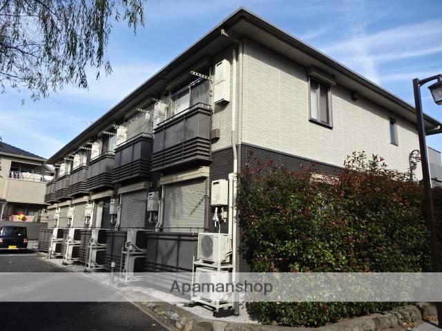 東京都福生市、牛浜駅徒歩20分の築7年 2階建の賃貸アパート