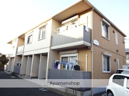 東京都昭島市、西立川駅徒歩24分の築9年 2階建の賃貸アパート
