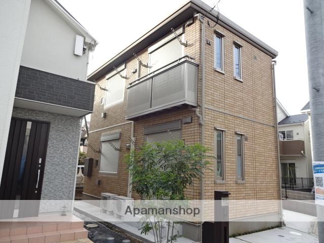 東京都立川市、玉川上水駅徒歩14分の新築 2階建の賃貸マンション